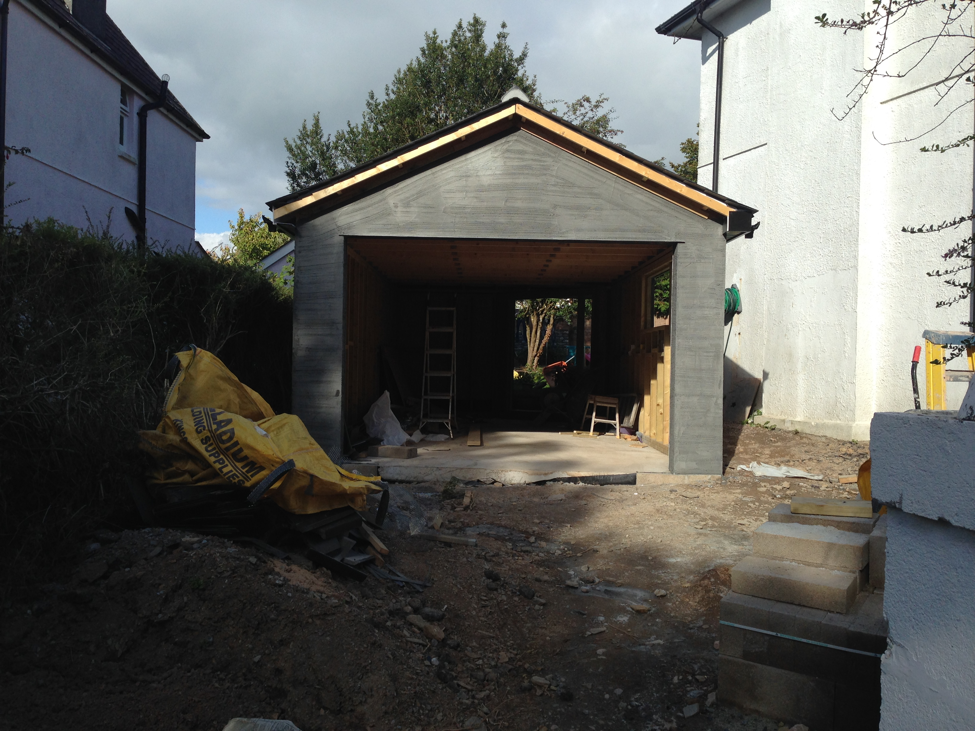Services Romania Build Harrow London Cost Of Rewiring A House 2016 Garages