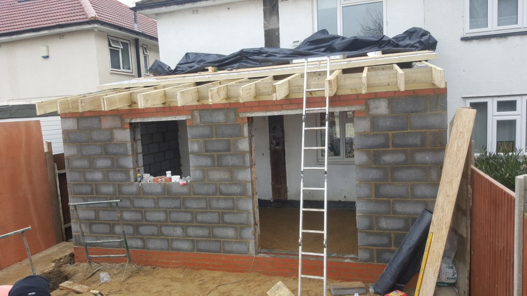house extension romania build in harrow london