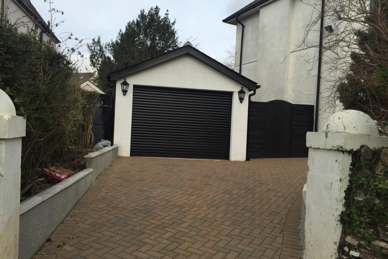 garage builder in london