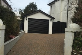 garage builder in london